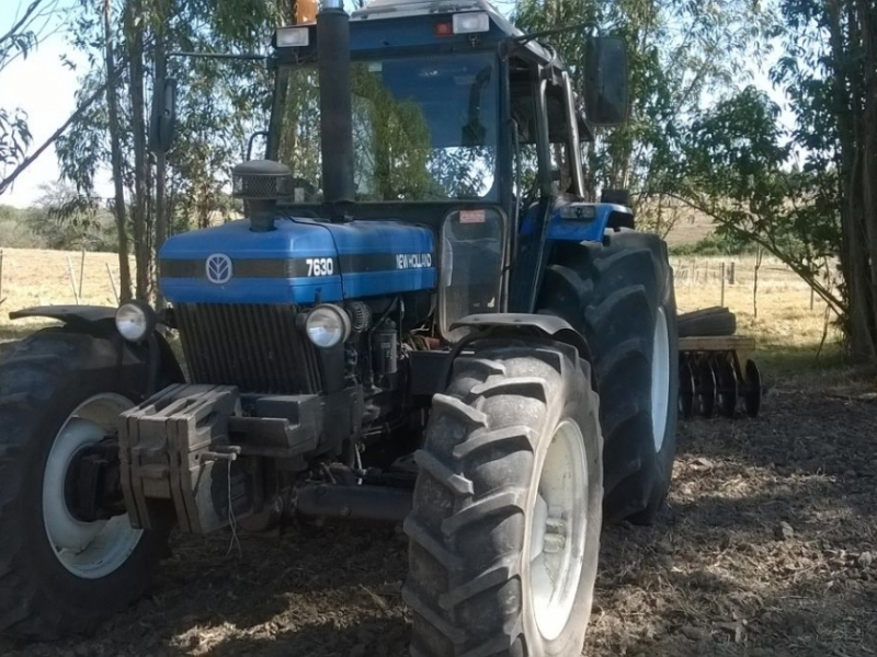 New Holland 7630 S100