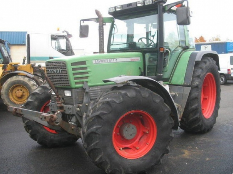 Fendt Favorit 511C