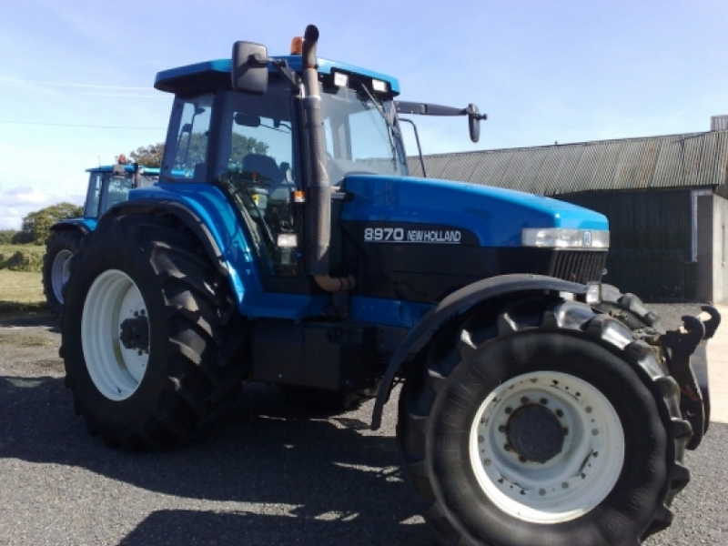 New Holland 8970