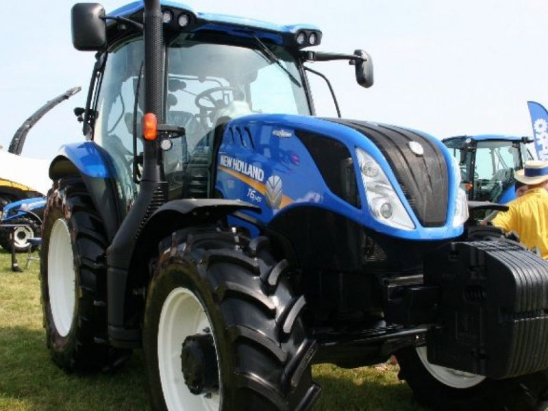 New Holland T6.145 Value