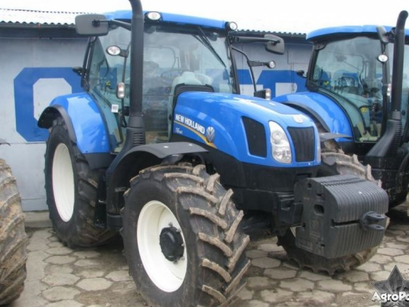New Holland T6.165 (2015 - 2016)