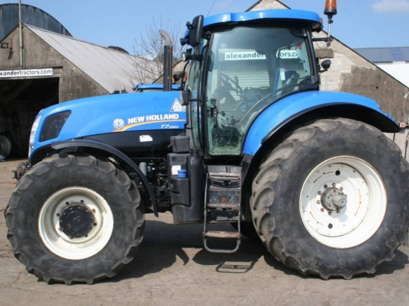 New Holland T7.260
