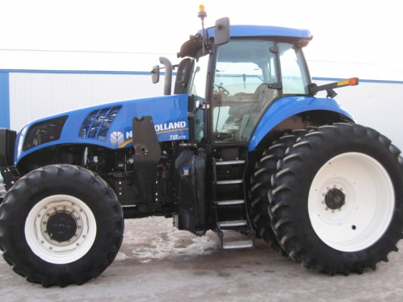 New Holland T8.275 (2014 - 2016)
