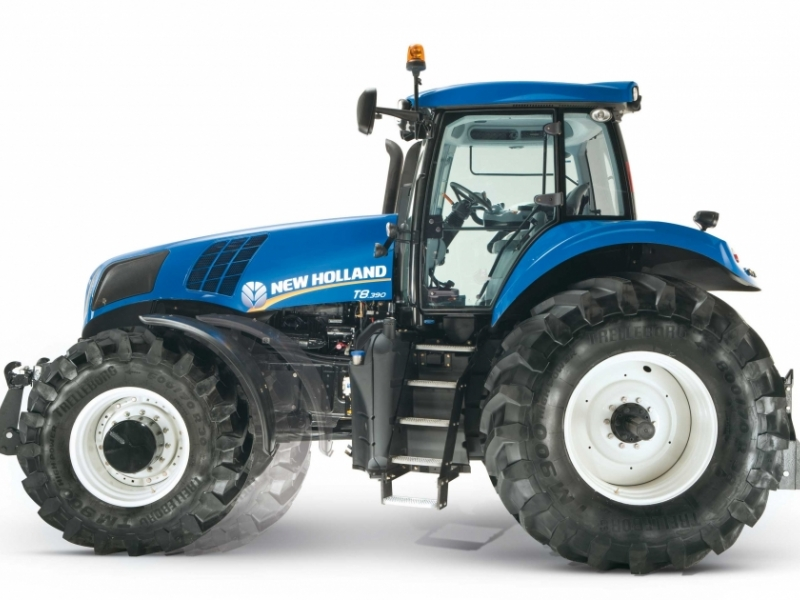 New Holland T8.390 (2014 - 2016)