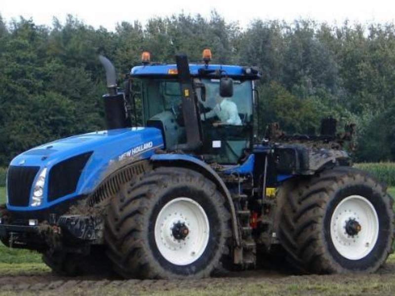 New Holland T9.505