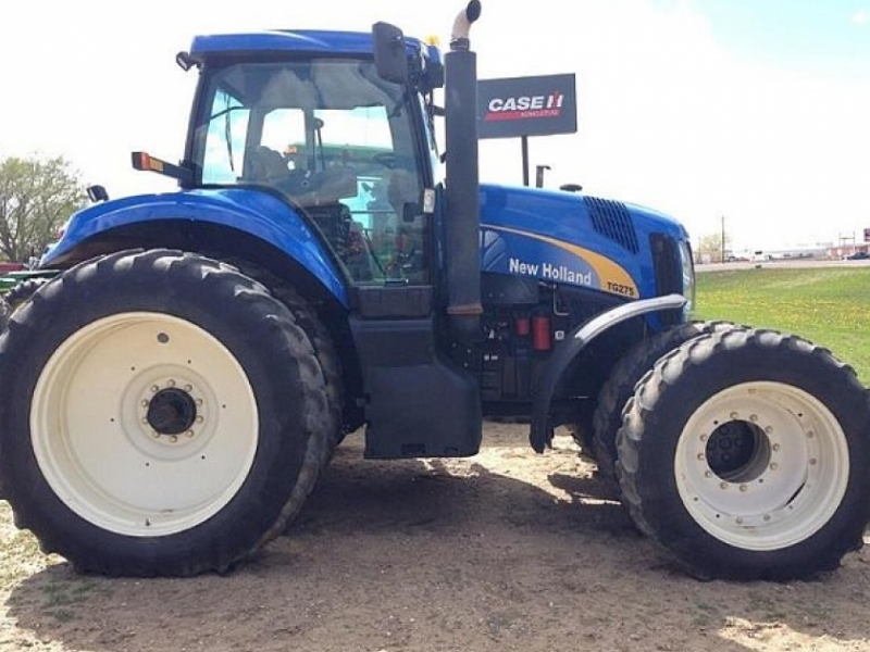 New Holland TG275