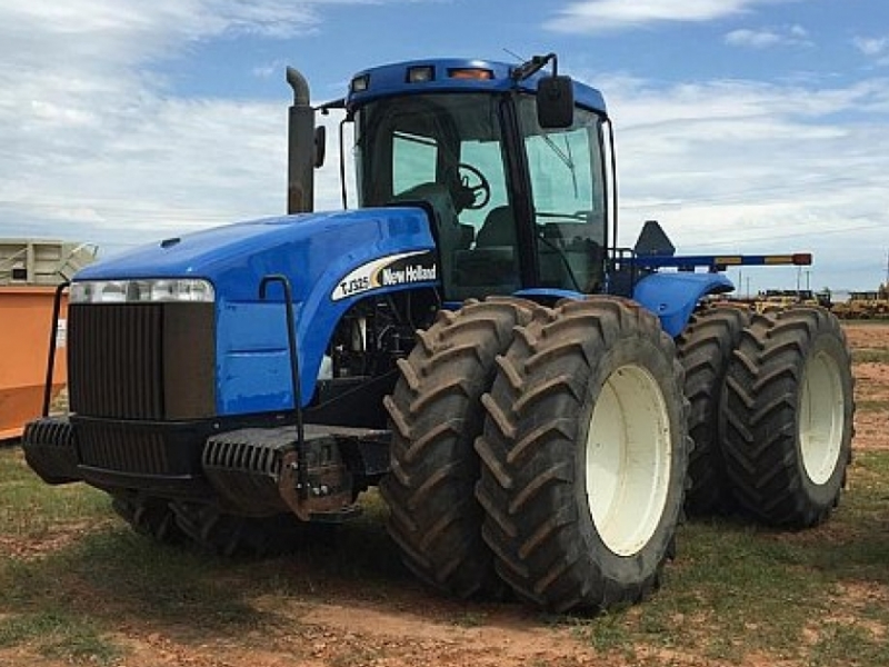 New Holland TJ325