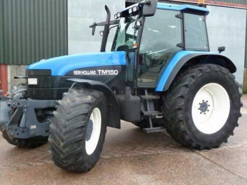 New Holland TM150