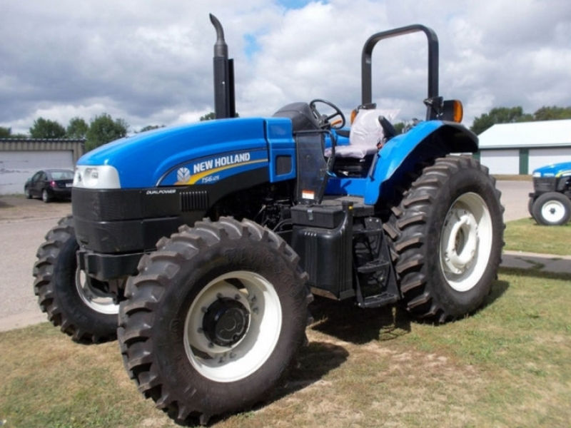New Holland TS6.110