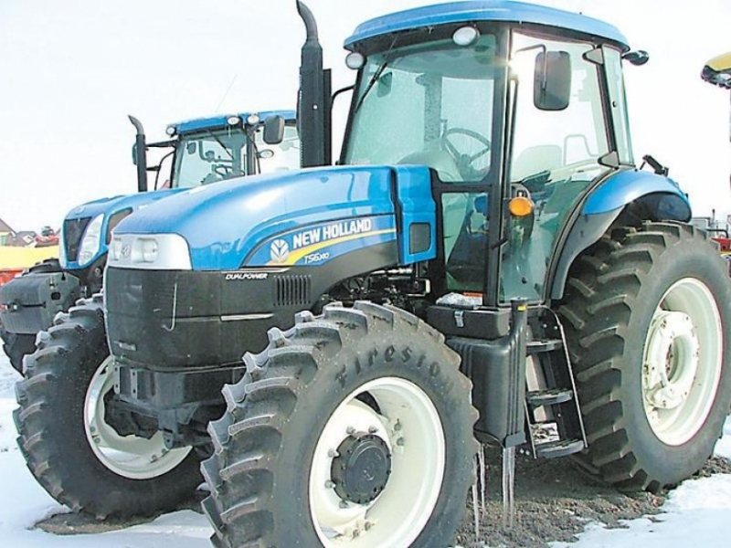 New Holland TS6.140