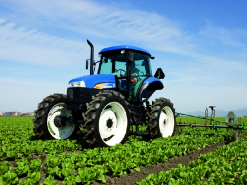 New Holland TS6030 High-Clearance