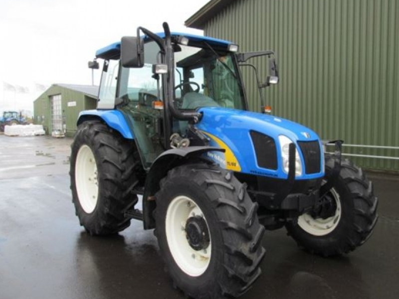 New Holland TL100A (2004 - 2007)