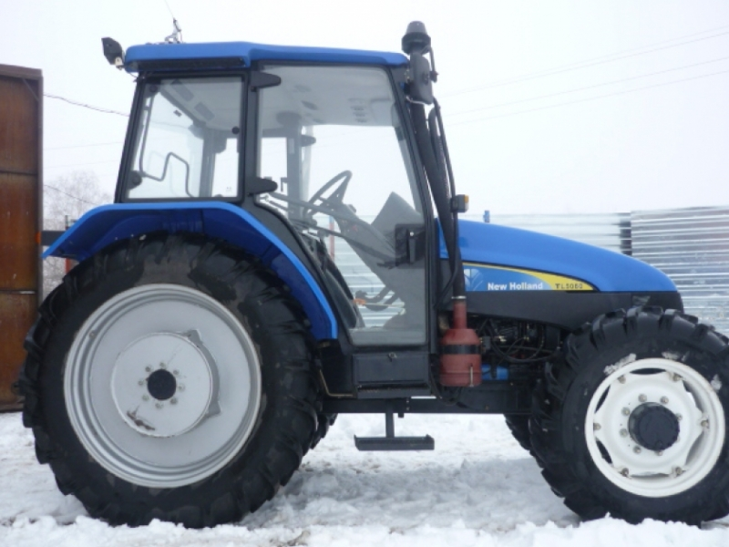New Holland TL5060