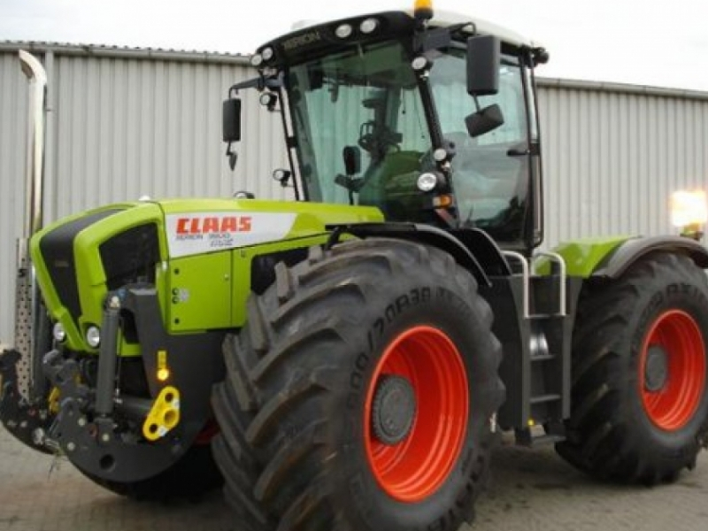 Claas Xerion 3000 (1997 - 1999)