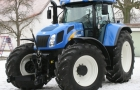 New Holland T7530