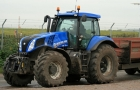 New Holland T8.360 (2014 - 2015)