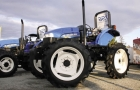 New Holland TS6.120 High-Clearance
